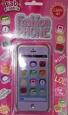 Fab Friends Mobile Child Fashion Y-Phone Educational Toys For Children Kids Gift