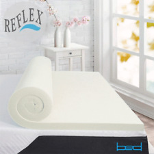 Orthopaeadic Reflex Memory Foam Mattress Topper Available in All Sizes & Depths