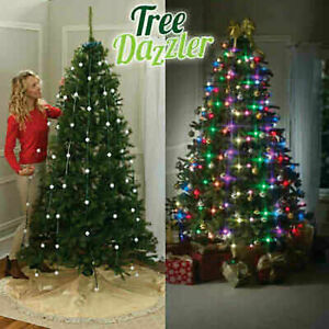 Bulbhead Tree Dazzler Christmas Tree Light Easy Set Up FOR 6FT N 7.5FT TREE