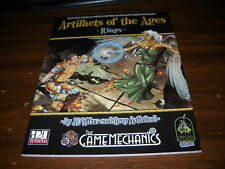 D20: Artifacts of the Ages: Rings