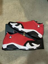 Jordan 14 Gym Red Toro Size 5y Brand New 100% Authentic!