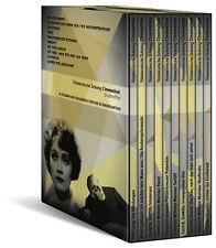 cinemathek Cine Mudo Clásicos BOX Faust Nosferatu tartüff Nibelungen DVD NUEVO