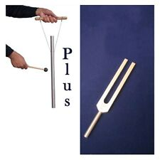 999 Hz Energy Tuning Fork & 999 Hz Energy Pipe to Relax for healing therapy