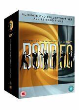 James Bond - 22 Film Collection [1962] (DVD)
