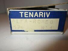 TENARIV 1/43 ALFA ROMEO 179 #22 #23 KIT N.1 METAL KIT