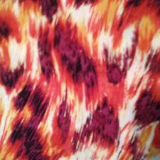 LIBERTY SOIE CRÊPE 1.00 mètre Multi couleur