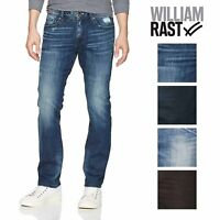 William Rast Men's Dean Slim Straight-Fit Stretch Jeans