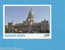 COPA AMERICA 2011 ARGENTINA-Figurina n.5- BUENOS AIRES -NEW BLACK