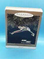 1994 Hallmark Keepsake Star Trek  Next  Generation Magic Ornament Klingon bird