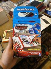 AquaDoodle World Of Cars 4 Scenes Set MIB