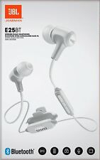 JBL E25BT Bluetooth Earphone multi-point support White New from Japan F/S