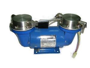 Air Pump Iwaki  AP-412DVN1, pompa per il vuoto  Vacuometro