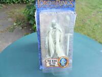 """Lord Of The Rings Le Señor de las Anillos """"Rey de las Muertos """"Mint en Box"""