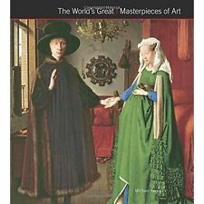 The World's Great Masterpieces of Art by Michael Kerrigan (Hardback, 2015)