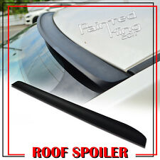 Unpainted AUDI A4 / S4 B5 K-Style Rear Window Roof Lip Spoiler Wing 1994-2001