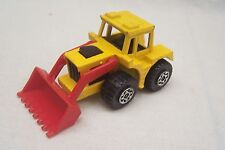 Vintage Matchbox Superfast No 29 Tractor Shovel - Made In England By Lesney