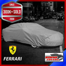 FERRARI [OUTDOOR] CAR COVER ✅ All Weather ✅ Waterproof ✅ Warranty ✅ CUSTOM ✅ FIT