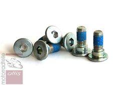 6 genuine Suzuki bolt for rear / front brake rotor / disk / disc - Suzuki DR 650
