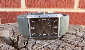Skagen Men's Titanium Watch #338LTLM Excellent Condition New Battery No Reserve