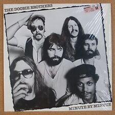 THE DOOBIE BROTHERS: Minute By Minute SHRINK USA Orig NM- LP Factory Error