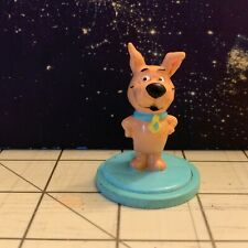 Rare Applause Hanna Barbera 1990 Pvc Figure Scrappy Doo Cake Topper