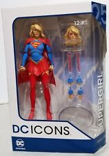 DC ICONS Supergirl Rebirth DC Comics Action Figure