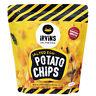 IRVINS Salted Egg Potato Chips 105g 3.7oz Crunchy Crisps Singapore Snack SEALED