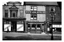 pt1742 - White Lion Hotel , Sheffield , Yorkshire - photograph 6x4