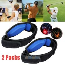 2 Packs Tennis Golf Elbow Brace Support Adjustable Elbow Strap Sport Sleeve