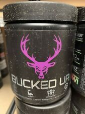 Bucked Up Pre-Workout 30 servings DAS Labs Pick Flavor Fast Free Shipping