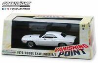 GREENLIGHT 86545 DODGE CHALLENGER R/T model from VANISHING POINT 1971 1:43rd