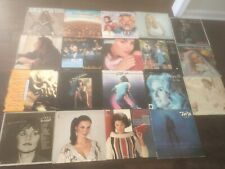 "Lot of 3 Vinyl Records Lp Mixed Rock Country Classical Pop R&B 80's 12"" Singles"