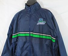 Florida Everblades Hockey Men's Zip Front Jacket by Sure Shot Size XL