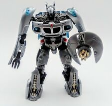 Transformers 2018 Jazz Figure - Studio Series Deluxe Class - Complete