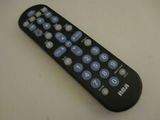 RCA Universal Remote Big Button Remote New package is opened Simple RCR4258R