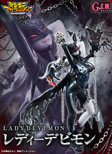 GEM Series LadyDevimon Figure G.E.M Digimon