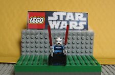 """STAR WARS LEGO LOT MINI FIGURE--MINI FIG--""""  ASAJJ VENTRESS --7676 W/DRESS  """""""