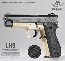 Academy Korea LH9 Full Size Plastic Airsoft Pistol BB Replica Hand Toy Gun 6mm