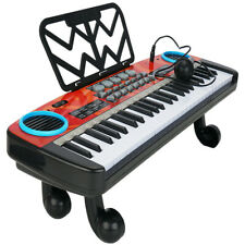 49 Keys Multifunction Electronic Kids Piano Keyboard Music With Microphone