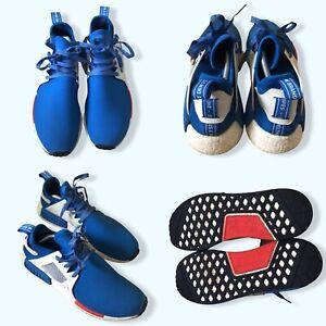 Adidas NMD_XR1 Bluebird Footlocker Europe Mens Trainers CG3092 Size UK 11.5 GC