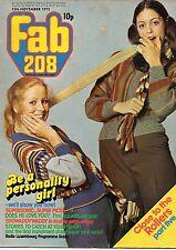 Fab 208 Magazine 15 November 1975    The Osmonds