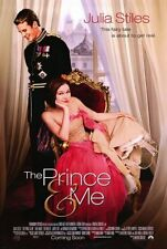 THE PRINCE AND ME ORIGINAL ROLLED MOVIE POSTER 2004 JULIA STILES 27X40