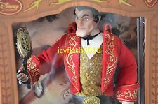 Disney Limited Edition Gaston doll Beauty and the Beast LE 2500