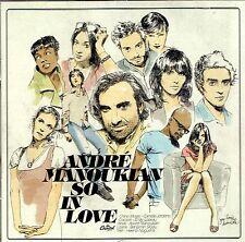 SO IN LOVE - MANOUKIAN ANDRE (CD MULTIMEDIA)