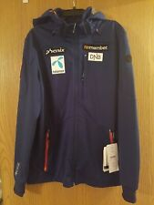 Phenix Jacket Men's Norwegian Ski Team World Cup Navy Xxl (fits like Xl) Nwt!