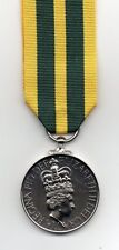 QUEEN'S VOLUNTEER RESERVES MEDAL - A SUPERB REPLICA - JUST IN ARRIVED IN STOCK