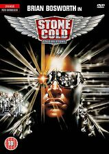 Stone Cold (1991)    DVD    Brand New & Sealed  Brian Bosworth