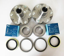 2 Front Wheel Hub & 2 KOYO / NSK Bearing W/Seal Set For TOYOTA TACOMA 4x4 95-04