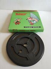 """Film super 8 """"Asterix et les pirates"""" couleur Film Office"""