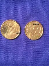 Original Vatikan 50 Cent 2017 - NEU - Wappen Franziskus - NEU - bankfr. / unz.
